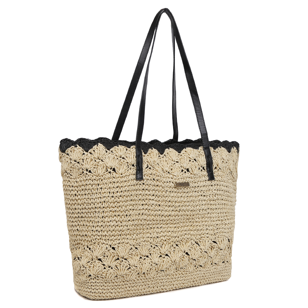 057d6b2bfd1e Женская пляжная сумка Fabretti GLB21-3 BEIGE в Leo-Ventoni.ru
